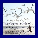 Why There's a Little of Me in Every Book