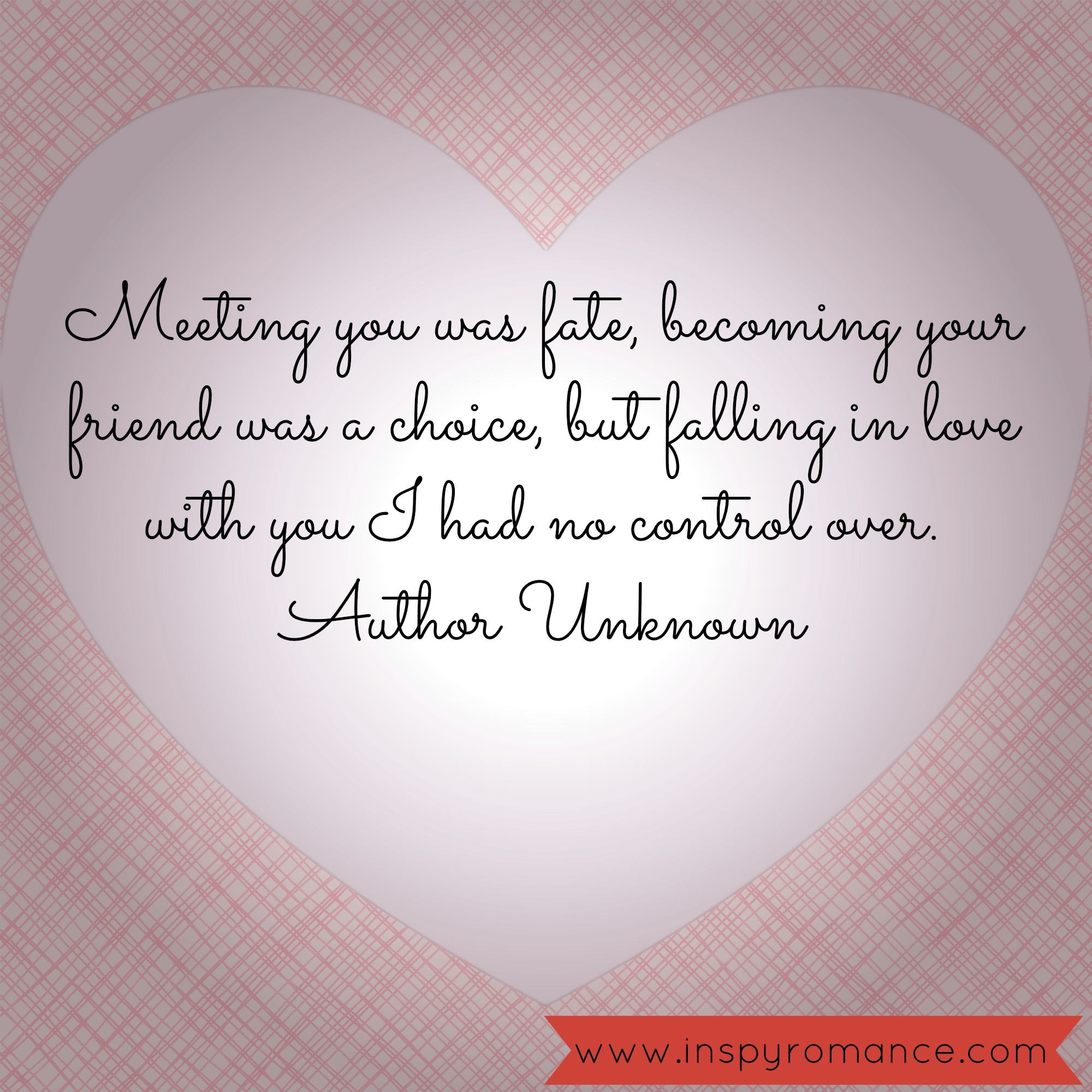 Love Quotes For Friends When Friends Fall In Love