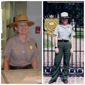 My park ranger days inspired the Walk in the Park series.