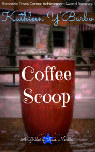 Coffee Scoop--Brides of Texas Novella
