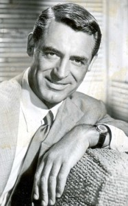 Is it just me or does Cary Grant's hand look HUGE in this photo?