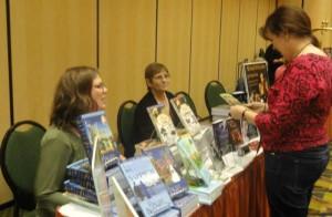 book signging