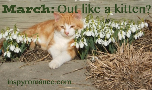 March: Out Like a Kitten?