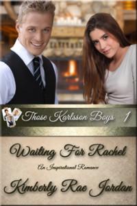 KRJ - Waiting for Rachel Cover