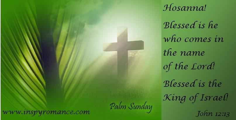 Palm Sunday Header