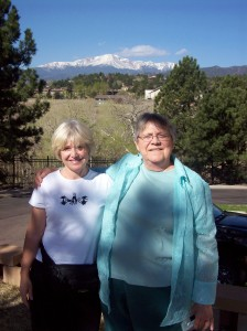 Cathy Bryant and Mom