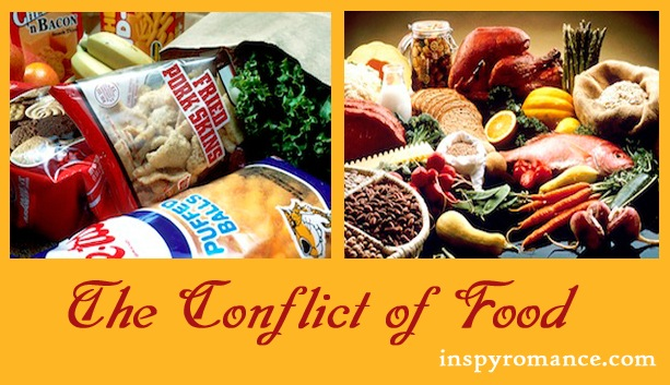 The Conflict of Food
