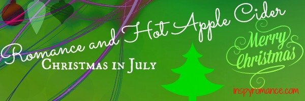 inspyromance christmas in july