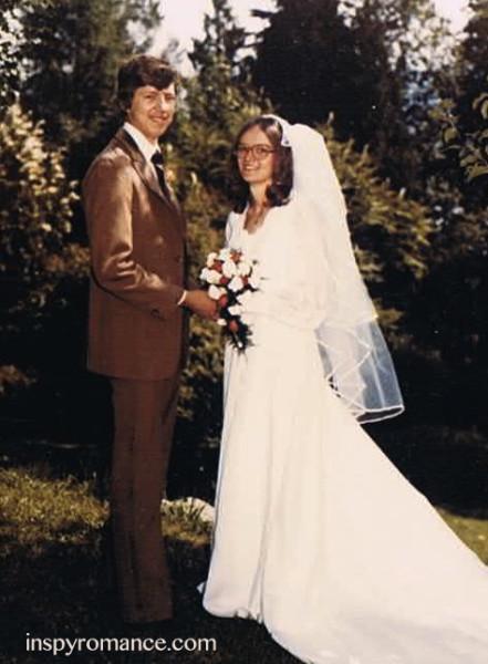 Valerie & Jim Comer August 30, 1980