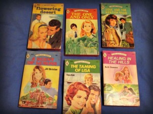 Harlequin Covers