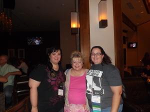 Kimberly, JoAnn, Carol