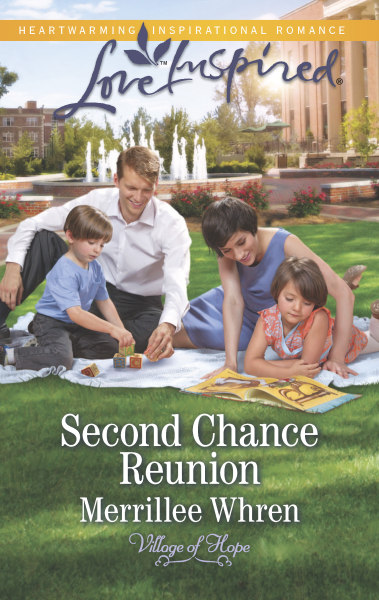 9780373879335 Second Chance Reunion