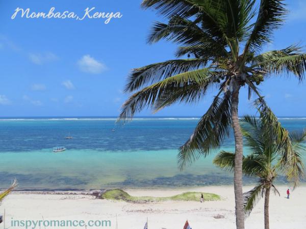 Mombasa, Kenya, Snowflake Tiara, Valerie Comer