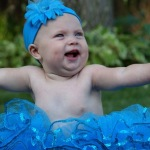 6 month baby pictures, round two 118