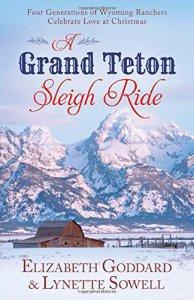 A Grand Teton Sleigh Ride Cover