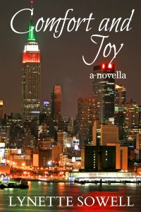 Comfort and Joy cover final