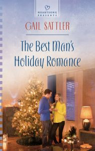 The Best Man's Holiday Romance - front cover