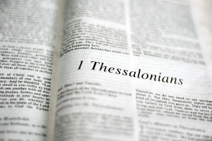 Book of 1 Thessalonians