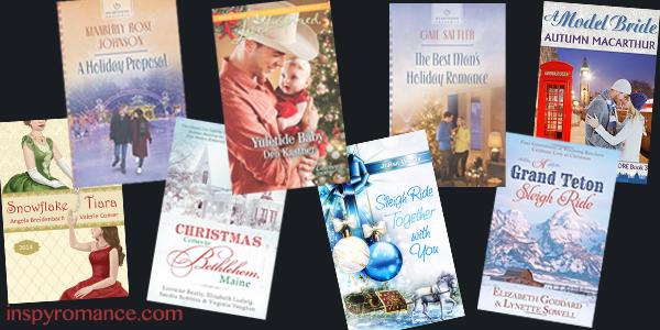 Christmas Inspy Romance Reads