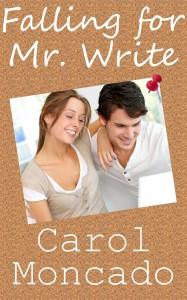 Falling for Mr. Write Front cover