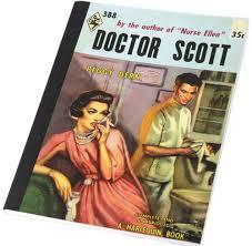 doctor vintage harlequin 2