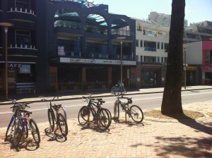 Manly Beach cafes