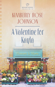 A Valentine for Kayla Cover 9780373487745