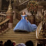 Cinderella in gown