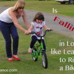 Is Falling in Love like Learning to Ride a Bike?