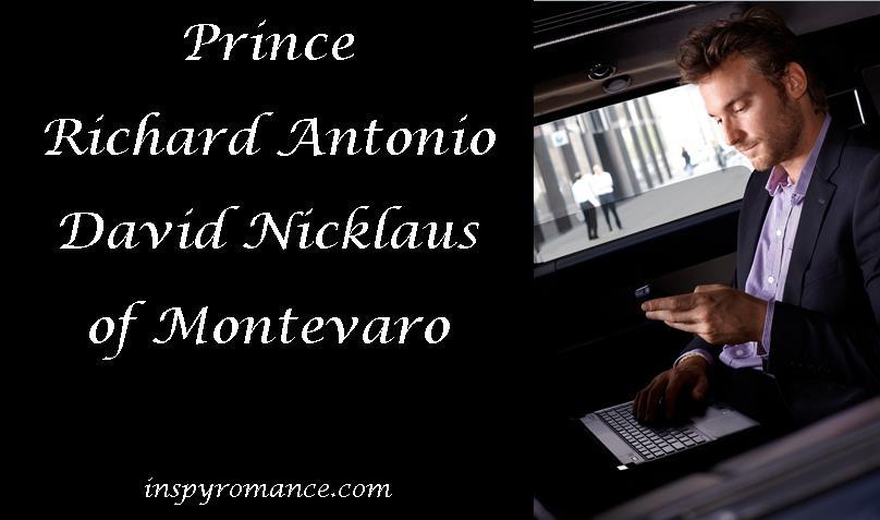 Prince Richard I