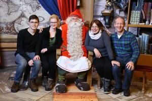 5. Where love resides - Santa