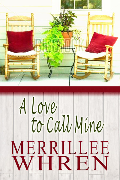 Faded line bookcover A Love to Call Mine