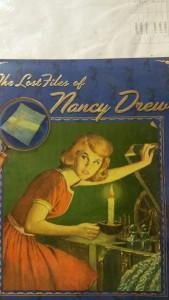 Nancydrewish