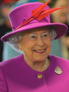 """""""Queen Elizabeth II March 2015"""" by Joel Rouse/ Ministry of Defence"""