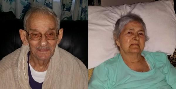 Dad and Mom ~ May 2015