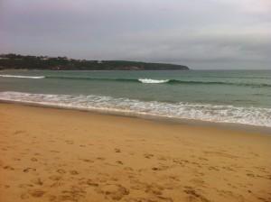 Merimbula Beach on the South Coast of NSW, Australia