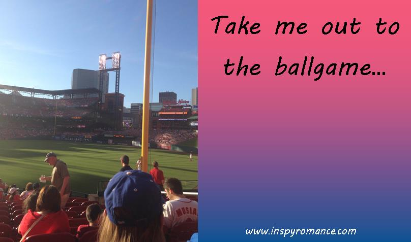 Take me out to the ballgame