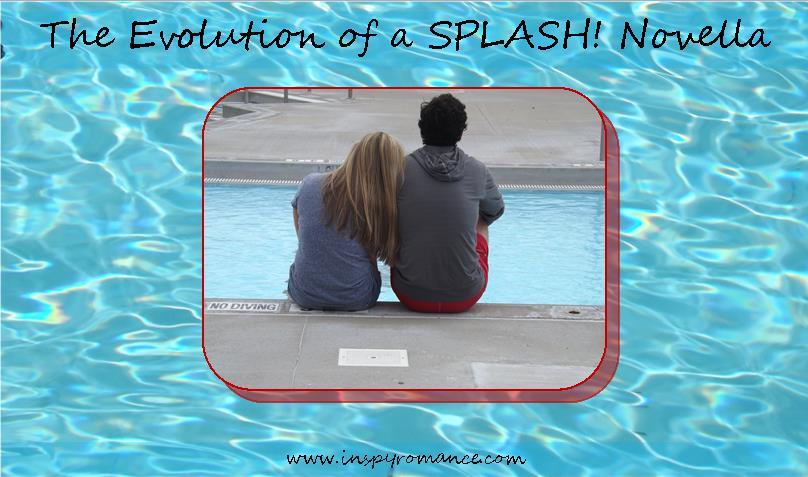 Evolution of a Splash Novella