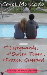 Lifeguards Swim Team Frozen Custard
