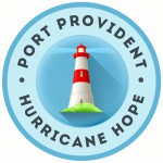 Port Provident Hurricane Hope Logo Cropped