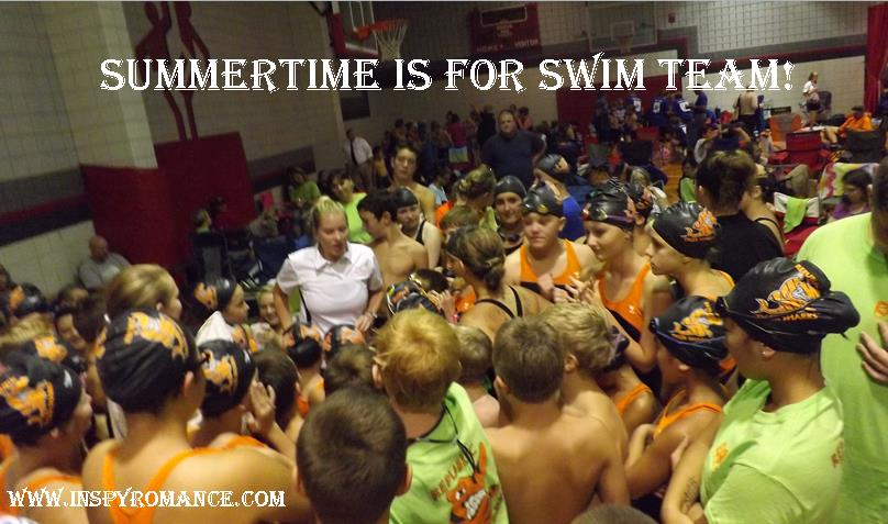 Summer is for Swim Team