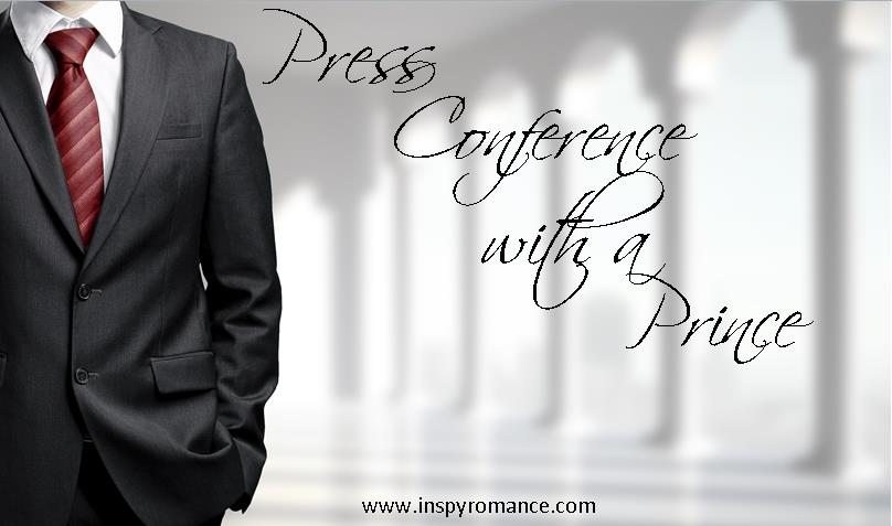 Press Conference with a Prince