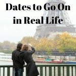 5 Fictional Dates To Go On in Real Life