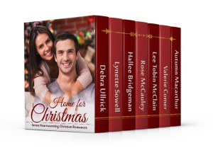 A Christmas Bond is available in HOME FOR CHRISTMAS. Just 99 cents!