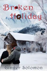 Solomon - Broken Holiday cover