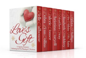 A Bond for the Holidays is available in the LOVE'S GIFT collection. Just 99 cents!
