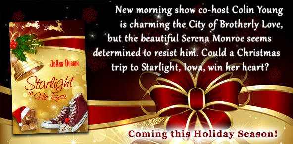Starlight in Her Eyes - Larger Banner Ad