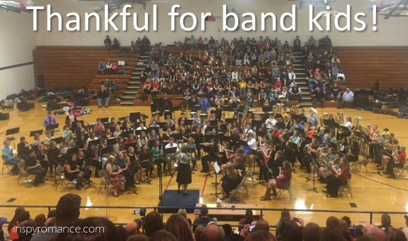 Thankful for Band