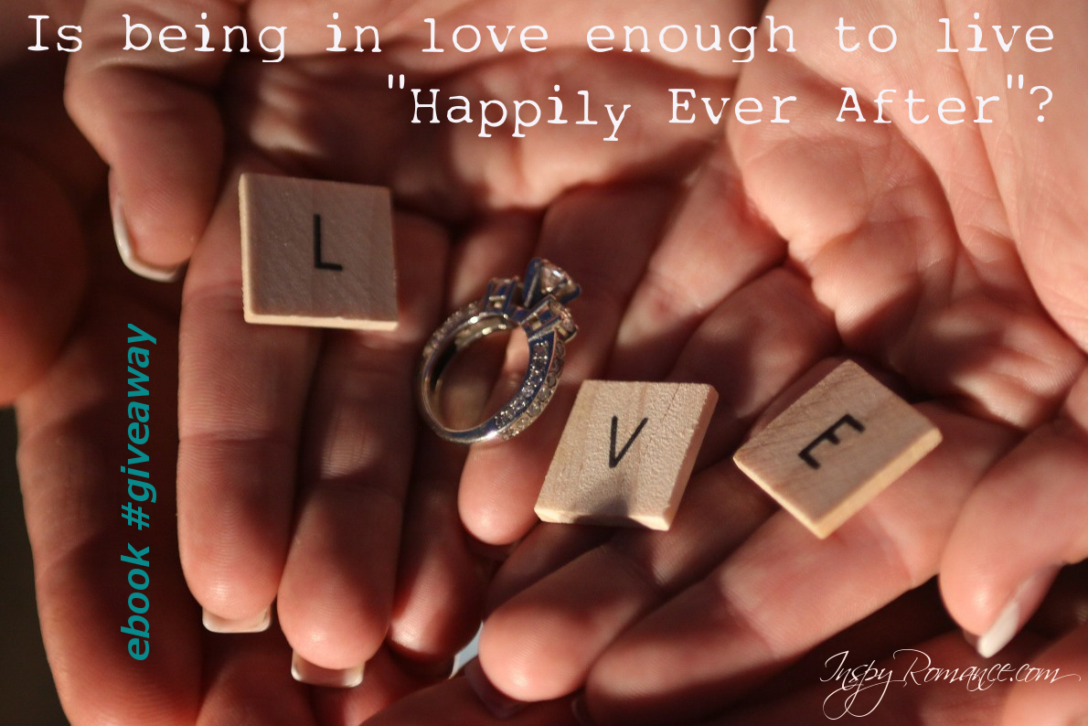 "Image for blog post ""Happily Ever after?"" by Autumn Macarthur on InspyRomance.com"