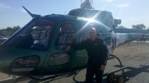 Jason being a flight paramedic